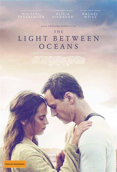 the light between oceans movie movie poster for the light between oceans flicks co nz