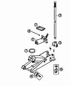 Craftsman Jack Hydraulic Parts