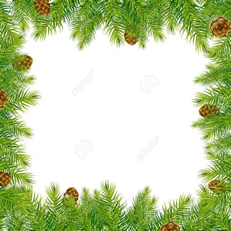 evergreen christmas border festival collections