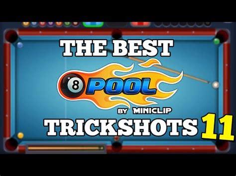 the best 8 ball pool trickshots part 4 8 ball pool game videos
