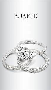 AJAFFE Quilted Collection Engagement Rings And Wedding