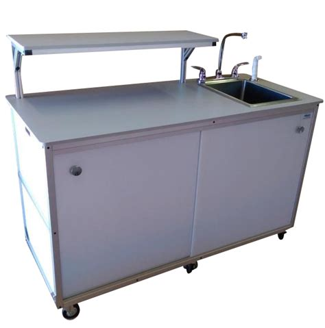 portable sinks for sale fsc 002 food service cart with serving shelp and