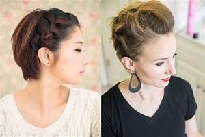 Coiffure Cheveux Court : les 10 meilleures coiffures pour cheveux courts ~ Melissatoandfro.com Idées de Décoration