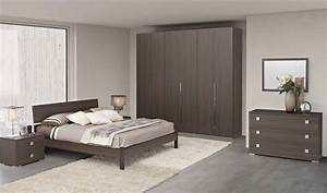 chambre adulte complete haut de gamme pas cher sacco With chambre a coucher complete italienne