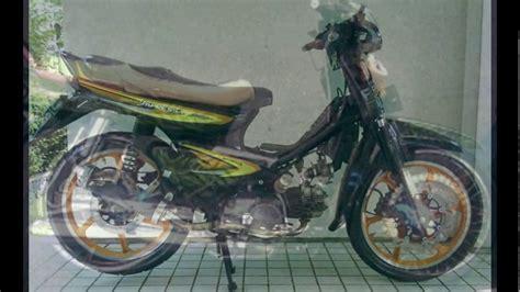 Modif Striping Honda Astrea Grand Repsol by Foto Modifikasi Motor Astrea Grand Terkeren Dan Terbaru