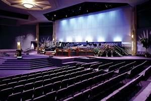 How Churches Can Use Portable Staging And Risers