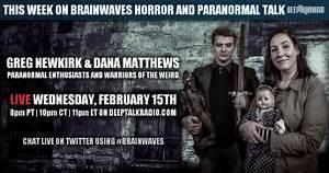 TONIGHT! #Brainwaves Episode 33: Paranormal Investigators ...