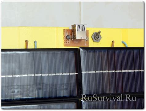Зарядное устройство на солнечных батареях своими руками . микросхема радиолюбительские схемы