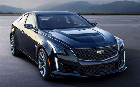2018 Cadillac Cts Coupe Release Date, Price And Specs