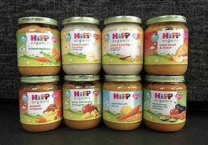Hipp Organic Baby Food Review - Review of Hipp Baby Food Jars