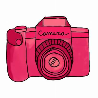 Camera Cartoon Clipartmag