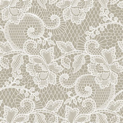 Vector Art, Patterns And Lace Patterns