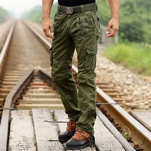 Aliexpress.com : Buy New Sweatpants Men's Casual Cargo ...