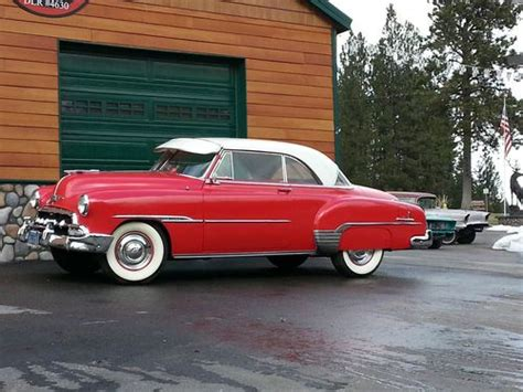 Purchase Used 1951 Chevy Belair Hardtop,hot Rod,50's
