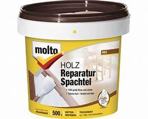Holz Reparatur Spachtel : molto holz reparatur spachtel 500 g bei hornbach kaufen ~ Frokenaadalensverden.com Haus und Dekorationen