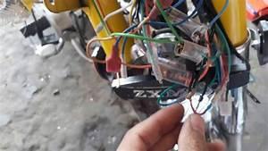 Complete Wiring Of Cd 70 P2 Urdu