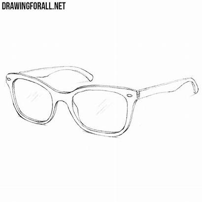Glasses Draw Drawingforall