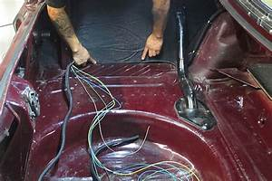 Installing A New Wiring System On Our 1974 Plymouth Duster