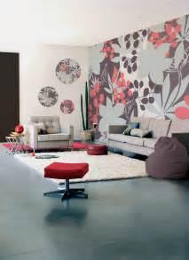 home wall decor blue wallpaper wall decor source