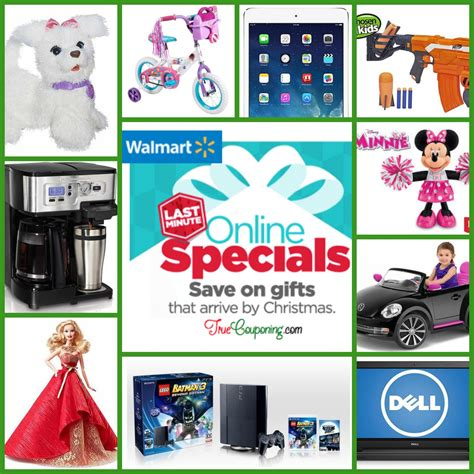 walmart last minute online gifts that arrive in time for
