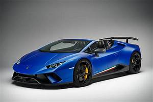 Lamborghini Huracan Spyder : lamborghini huracan performante spyder uncrate ~ Medecine-chirurgie-esthetiques.com Avis de Voitures