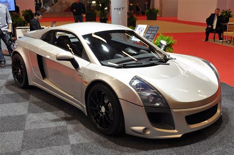 Mastretta Mxt, The Mexican Lotus At 2010 Paris Motor Show