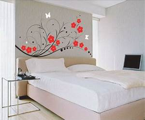30 best diy wallpaper designs for bedrooms uk 2015 for Wallpaper for bedroom walls