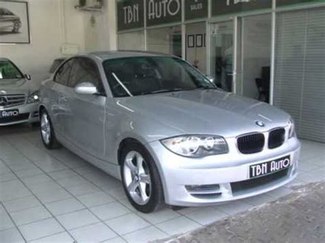 bmw 120d coupé 2009 bmw 1 series 120d coupe auto for sale on auto trader south africa
