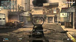 Call of Duty Ghost Warhawk Map MP New - YouTube
