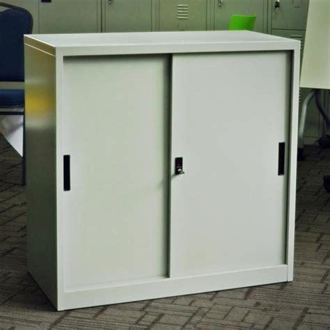 sliding door filing cabinet half height sliding door cupboard avios