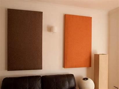 Panels Acoustic Decorative Absorption Fonoassorbenti Pannelli Soundproofing