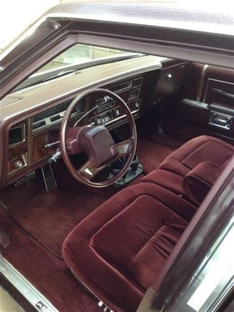 Buy used 1985 Oldsmobile Delta 88 Royale Brougham Sedan 4 ...