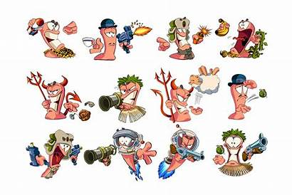 Worms Worm Clipart Wallhaven Cc Concept Gaming
