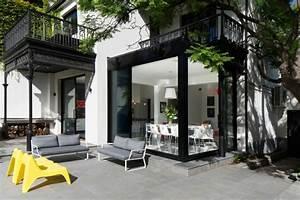 Extension Maison Ancienne : id e agrandissement maison 50 extensions esth tiques ~ Louise-bijoux.com Idées de Décoration