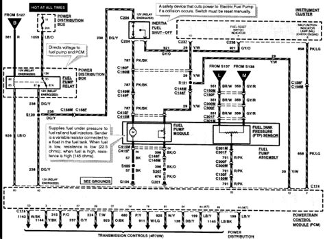 2006 Ford F 150 Fuel Wiring Diagram by 97 F150 Pcm Fuse Wiring Diagram Ford F150 Forum