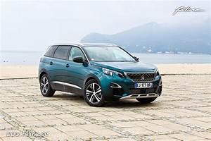 Voiture 7 Places Peugeot : essai nouvelle peugeot 5008 ii la voiture de l 39 ann e version 7 places essais f line ~ Gottalentnigeria.com Avis de Voitures