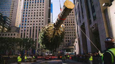 when does christmas start in new york how did the rockefeller center tree tradition start am new york