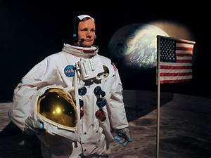 Neil Armstrong 'lands' at Madame Tussauds in Orlando