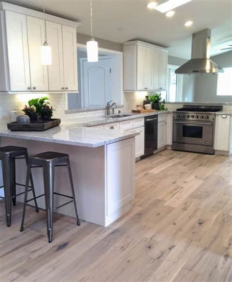 kitchen flooring options pros and cons kitchen flooring ideas pros cons and cost of each option 9379