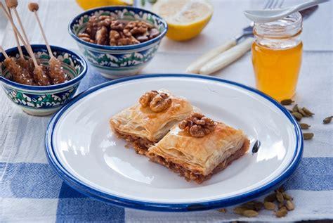 cuisine origin cuisine history baklava yia yia 39 s food york nearsay