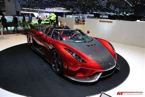 koenigsegg regera meet the koenigsegg regera production spec