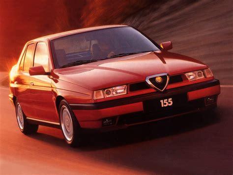 Alfa Romeo 155 by Alfa Romeo 155 1992 1993 1994 1995 1996 1997 1998