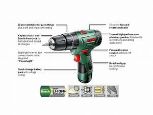 Bosch Psr 10 8 Li 2 Ladegerät : bosch psb li 2 cordless 10 8 v lithium ion hammer drill ~ Watch28wear.com Haus und Dekorationen