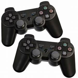 Ps3 Playstation Wireless Bluetooth Game Controller Remote