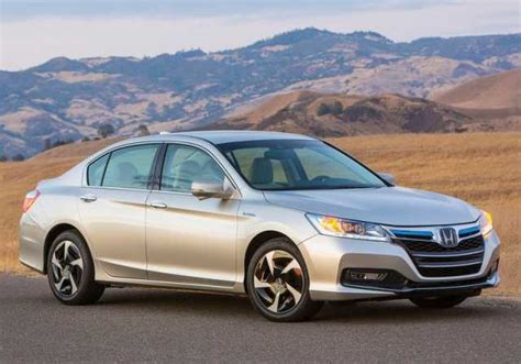 2019 Honda Accord Phev by 2017 Honda Accord Phev 2018 2019 Honda Car Models