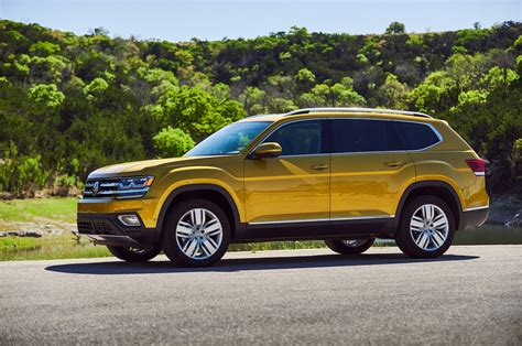 atlas volkswagen 2018 2018 volkswagen atlas first drive review motor trend