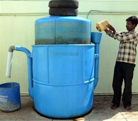 complete biogas food waste  biogas part  renewable