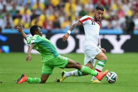 Fifa World Cup Gallery Iran Nigeria Canada
