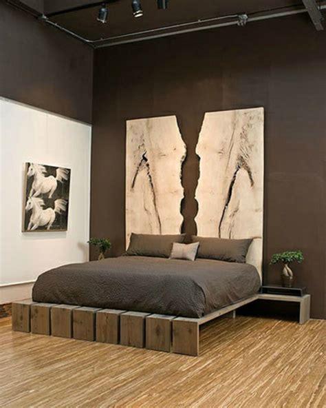 canape palette recup récup palettes 34 chambres à coucher la tête de lit