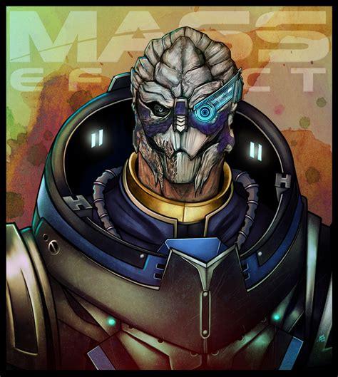 Mass Effect Garrus Vakarian By Lux Rocha On Deviantart